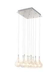 Larmes 9-Light Pendant E20116-18 Single-Tier Chandelier  - Image #3