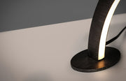 Arc 1-Light LED Table Lamp E20246-BBK   - Image #3