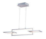 Link LED 3-Light Linear Pendant E20354-SN   - Image #1