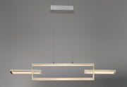 Link LED 3-Light Linear Pendant E20354-SN   - Image #2