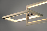 Link LED 3-Light Linear Pendant E20354-SN   - Image #3