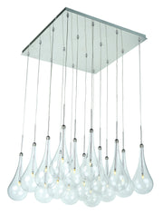 Larmes 16-Light LED Pendant E20517-18PC   - Image #1