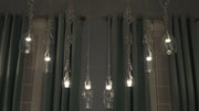 Anastasia LED 8-Light Pendant E20746-18PC   - Image #4