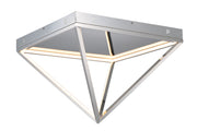Pyramid LED Flush Mount E20812-PC   - Image #1
