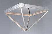 Pyramid LED Flush Mount E20812-PC   - Image #3