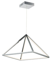 Pyramid LED Pendant E20817-PC   - Image #1