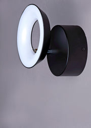 Quantum LED Wall Sconce E20902-BK   - Image #4