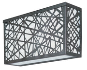 Inca LED Large Outdoor Wall Sconce E21336-61BZ Wall Sconce