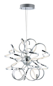 Chaos LED Pendant E21411-PC   - Image #1