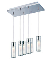 Frost 6-Light Pendant E22002-10 Single-Tier Chandelier  - Image #1