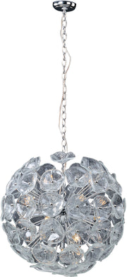 Fiori 20-Light Pendant E22094-28 Single-Tier Chandelier  - Image #1