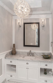 Fiori 20-Light Pendant E22094-28 Single-Tier Chandelier  - Image #4
