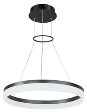 Saturn 1-Tier LED Pendant E22453-11BZ   - Image #1