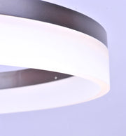 Saturn 1-Tier LED Pendant E22453-11BZ   - Image #4