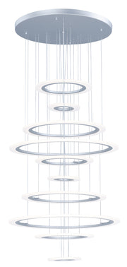 Saturn II LED 10-Light Pendant E22665-11MS   - Image #1