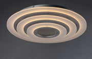 Saturn II LED 3-Light Flush Mount E22667-11MS   - Image #3