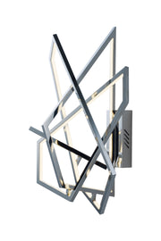 Trapezoid LED Wall Sconce E22674-PC   - Image #1