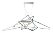 Trapezoid LED Pendant E22678-PC   - Image #1