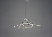 Trapezoid LED Pendant E22678-PC   - Image #3