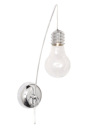 Edison 1-Light Wall Sconce E22691-18PC   - Image #1
