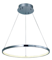 Hoops LED Pendant E22713-PC   - Image #1
