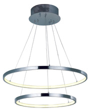 Hoops LED Pendant E22714-PC   - Image #1