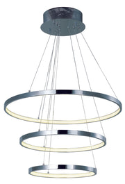 Hoops LED Pendant E22715-PC   - Image #1