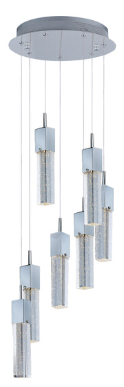 Fizz III 7-Light LED Pendant E22767-89PC   - Image #1
