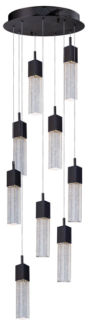 Fizz III 9-Light LED Pendant E22769-89BZ   - Image #1