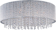 Spiral 10-Light Flush Mount E23132-10PC   - Image #1