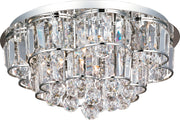 Bangle 12-Light Flush Mount E23257-20PC   - Image #1