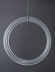 Concentric LED Pendant E24049-BP Suspension Pendant  - Image #3