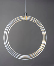 Concentric LED Pendant E24049-BP Suspension Pendant  - Image #4