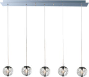 Orb 5-Light Pendant E24257-91PC   - Image #1
