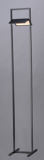 Glider LED Floor Lamp E24339-BKPC   - Image #3