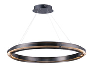 Echo LED Pendant E24344-BGM Suspension Chandelier  - Image #1