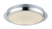 Sparkler LED Flush Mount E24600-122PC Bath Vanity  - Image #1