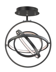 Gyro II LED Pendant / Semi-Flush Mount E24783-BK Semi-Flush Mount  - Image #2
