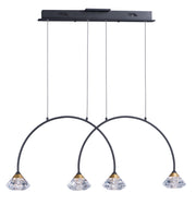 Hope LED Pendant E24804-75BKMG   - Image #1