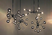 Asteroid 9-Light LED Chandelier E24823-138PC Chandelier  - Image #2