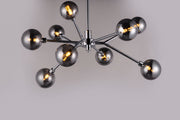 Asteroid 9-Light LED Chandelier E24823-138PC Chandelier  - Image #4
