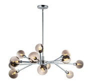 Asteroid 12-Light LED Chandelier E24826-138PC Chandelier  - Image #1