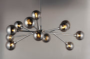 Asteroid 12-Light LED Chandelier E24826-138PC Chandelier  - Image #2