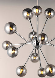Asteroid 15-Light LED Chandelier E24828-138PC Chandelier  - Image #3