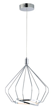 Tilt LED 1-Light Pendant E30631-PC   - Image #1