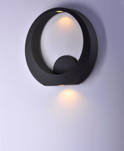 Alumilux LED Outdoor Wall Sconce E41048-BZ Wall Sconce  - Image #2