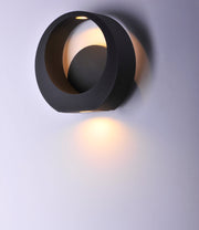 Alumilux LED Outdoor Wall Sconce E41048-BZ Wall Sconce  - Image #3