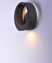 Alumilux LED Outdoor Wall Sconce E41048-BZ Wall Sconce  - Image #4