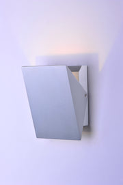 Alumilux LED Outdoor Wall Sconce E41333-SA Wall Sconce  - Image #4