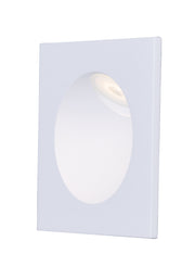 Alumilux LED Low Voltage Step Light E41403-WT Wall Sconce  - Image #1